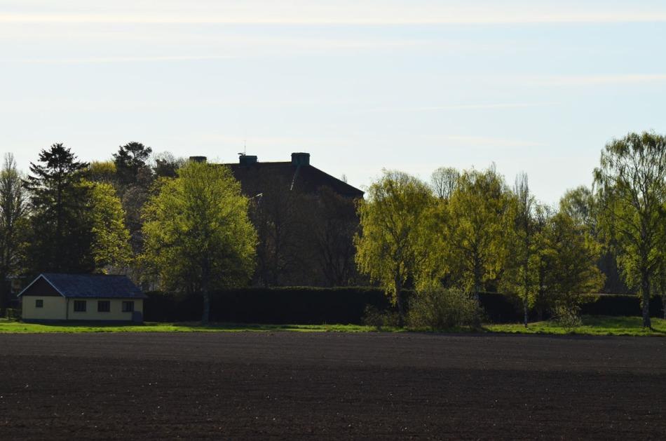 Bjertorp castle.